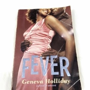 Fever by Geneva Holliday book